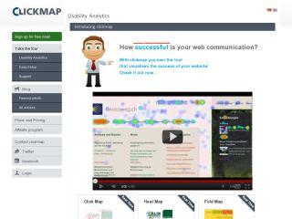 clickmap