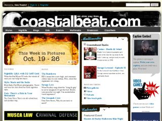 coastalbeat.com