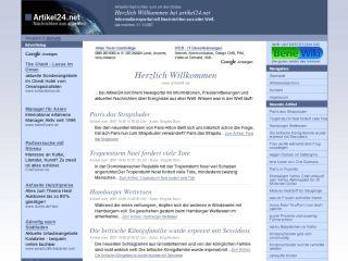 Artikel24 Nachrichten