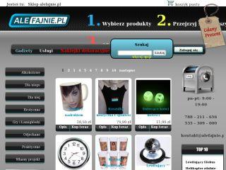 Gadgets online store