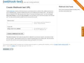 Webhooktest