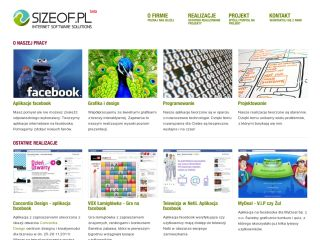 Sizeof.pl internet software solutions