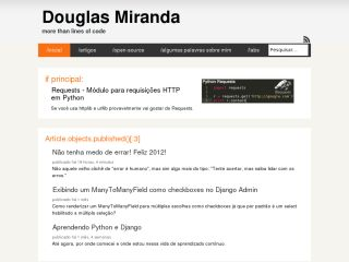 Douglas Miranda