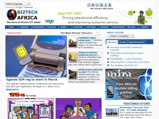 African ICT News Publisher