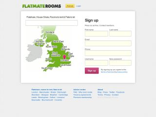 Flatmate Rooms - Rooms to rent, Flatshare, House Share & Flats to let