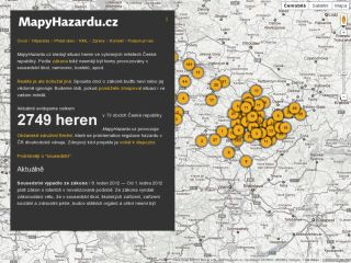 MapyHazardu