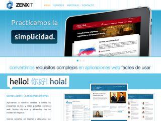 Zenx IT Web Development