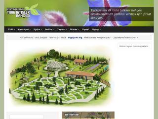 Zeytinburnu Medical Plants Garden