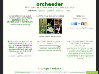 Orcheeder
