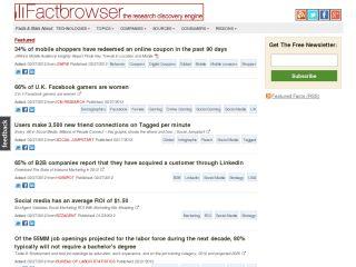Factbrowser