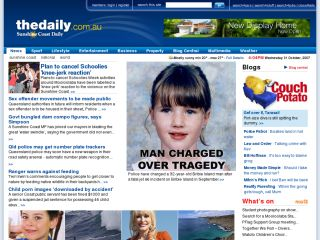 The Sunshine Coast Daily