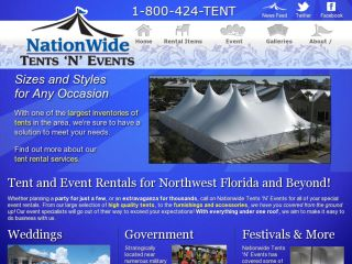 NationWide Tents 'N' Events