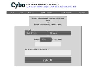 Cybo - The Global Business Directory