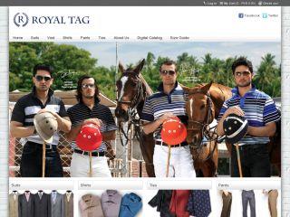 Royal Tag
