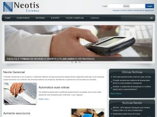 Neotis Sistemas - Software for managing your business
