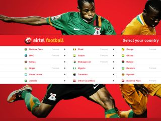 Airtel Football