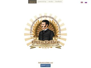 OttoFeller: Web developers from Russia