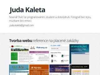 JudaKaleta.cz