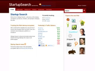 Startup Search