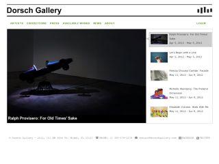 Dorsch Gallery