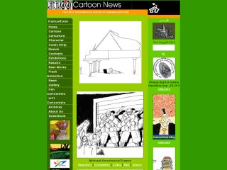 International Cartoon & Caricature Information Center
