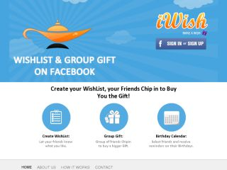 iWishApp - WishList | Group Gift | Birthday Reminder
