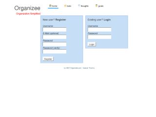 Organizee