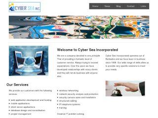 Cyber Sea Inc.