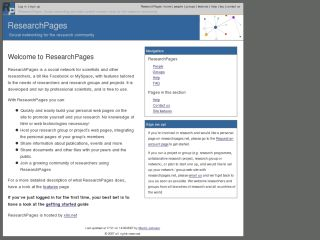 ResearchPages
