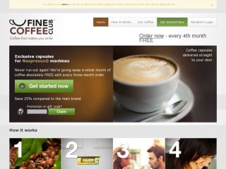 Fine Coffee Club