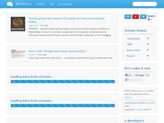 Wintria - Instant News