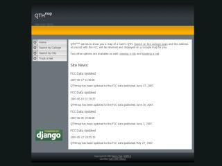 QTHmap
