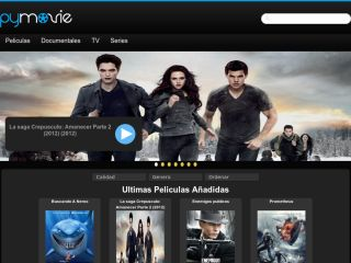 PyMovie Peliculas Online Latino