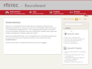 FISTEC Recruitment