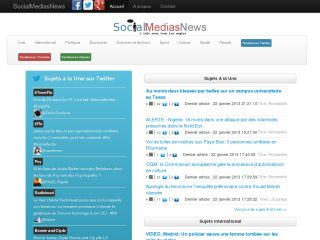 Social Medias News