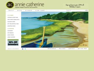 annie | catherine designer stationery