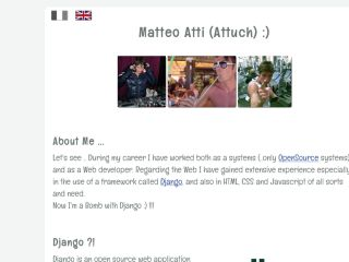 Attuch Personal Site :)