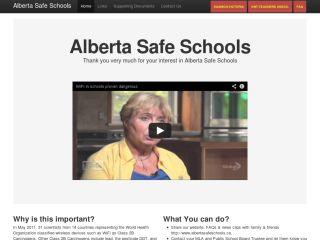 Alberta Safe Schools