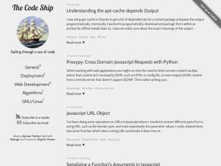 The Code Ship