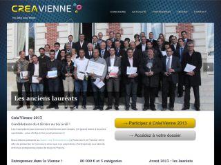 Concours Entreprises Créa'Vienne