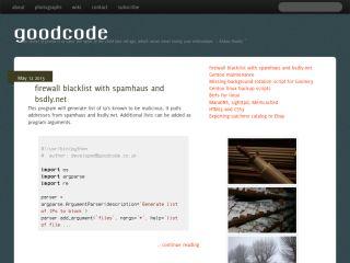 GoodCode