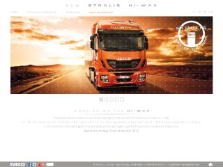IVECO · New Stralis Hi-Way