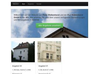 Peter Walkenhorst Mietwohnungen Bielefeld