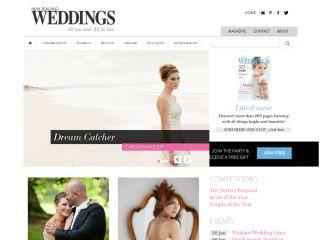 New Zealand Weddings