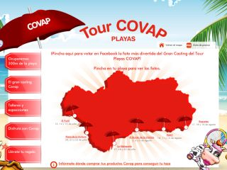 Tour Playas COVAP