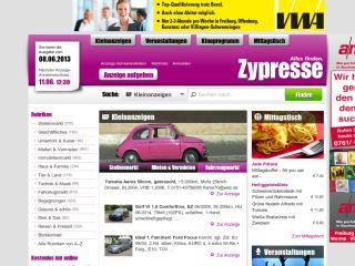 Zypresse.com