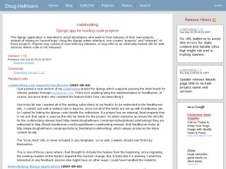 codehosting