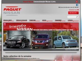 Paquet Nissan
