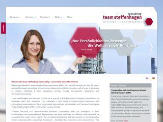 team steffenhagen consulting GmbH