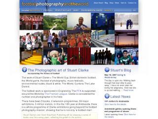 Football, Photography & The World